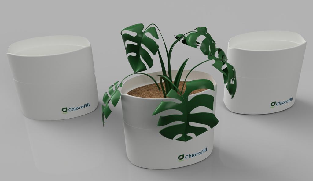 Codelattice launches self-watering tech-pots for home gardens